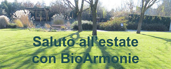 Saluto all'estate con BioArmonie
